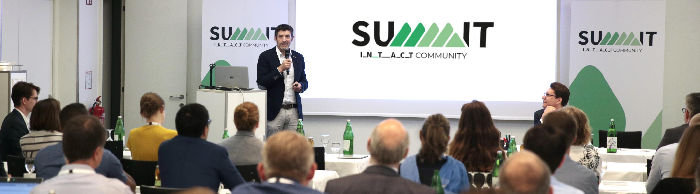 Photo: Intact Summit 2019, Audience