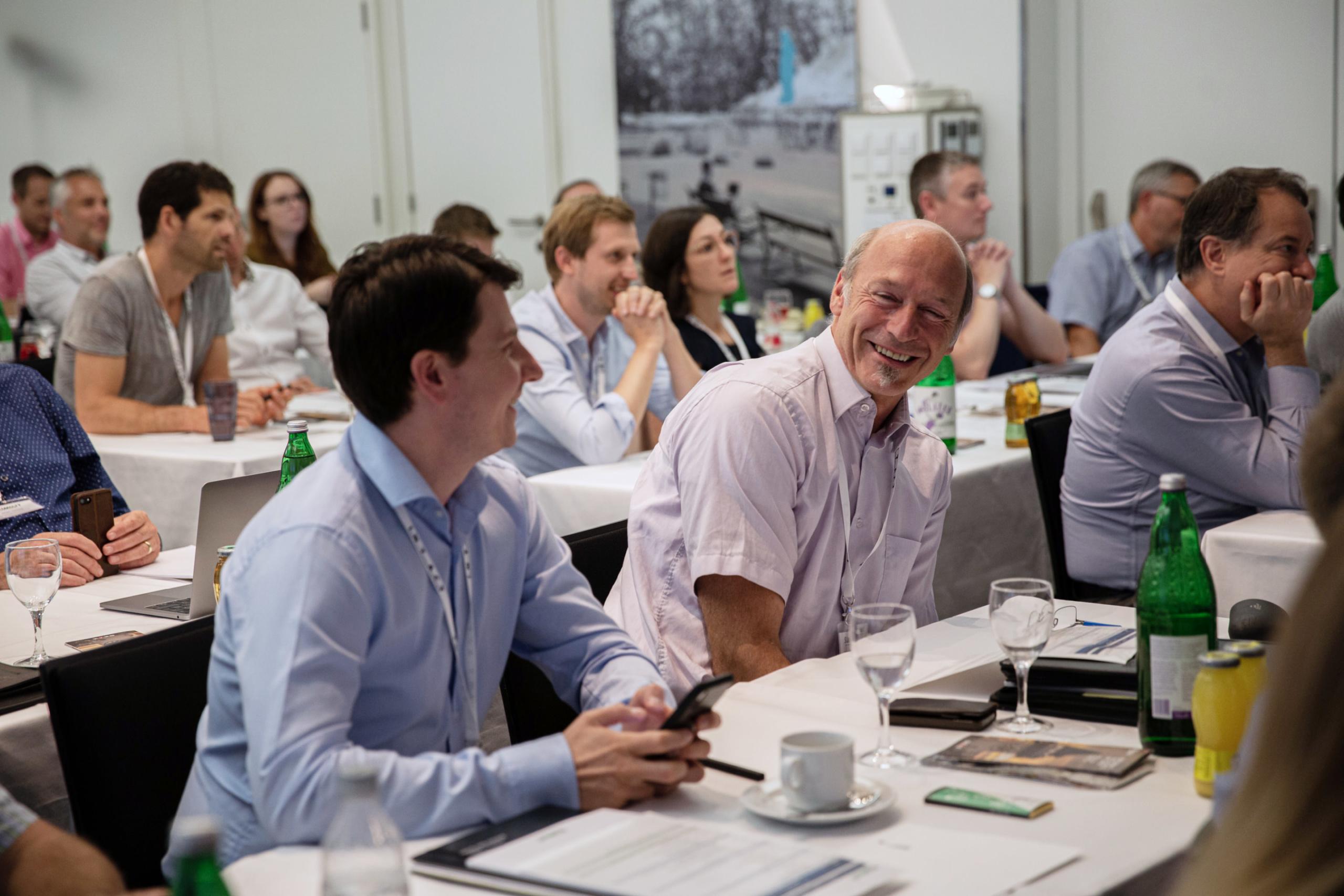 Intact Summit 2019 in Graz