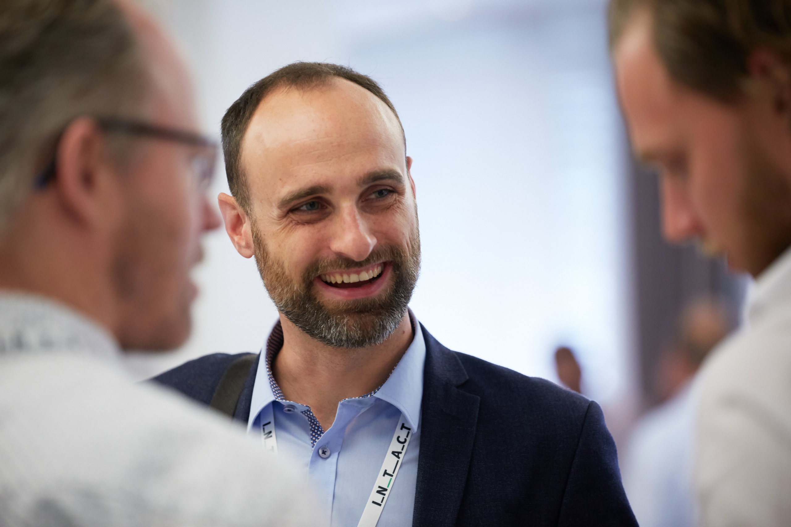 Intact Summit 2019 in Graz — Armin Prugmaier, Head of Project Managment at Intact