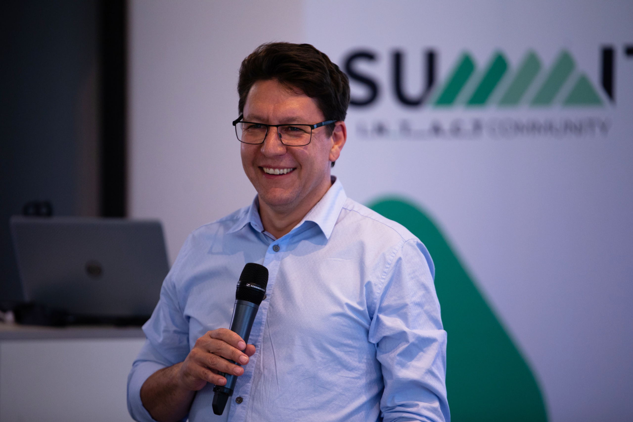 Intact Summit 2019 in Graz - Jake Lewin, Intact US CEO