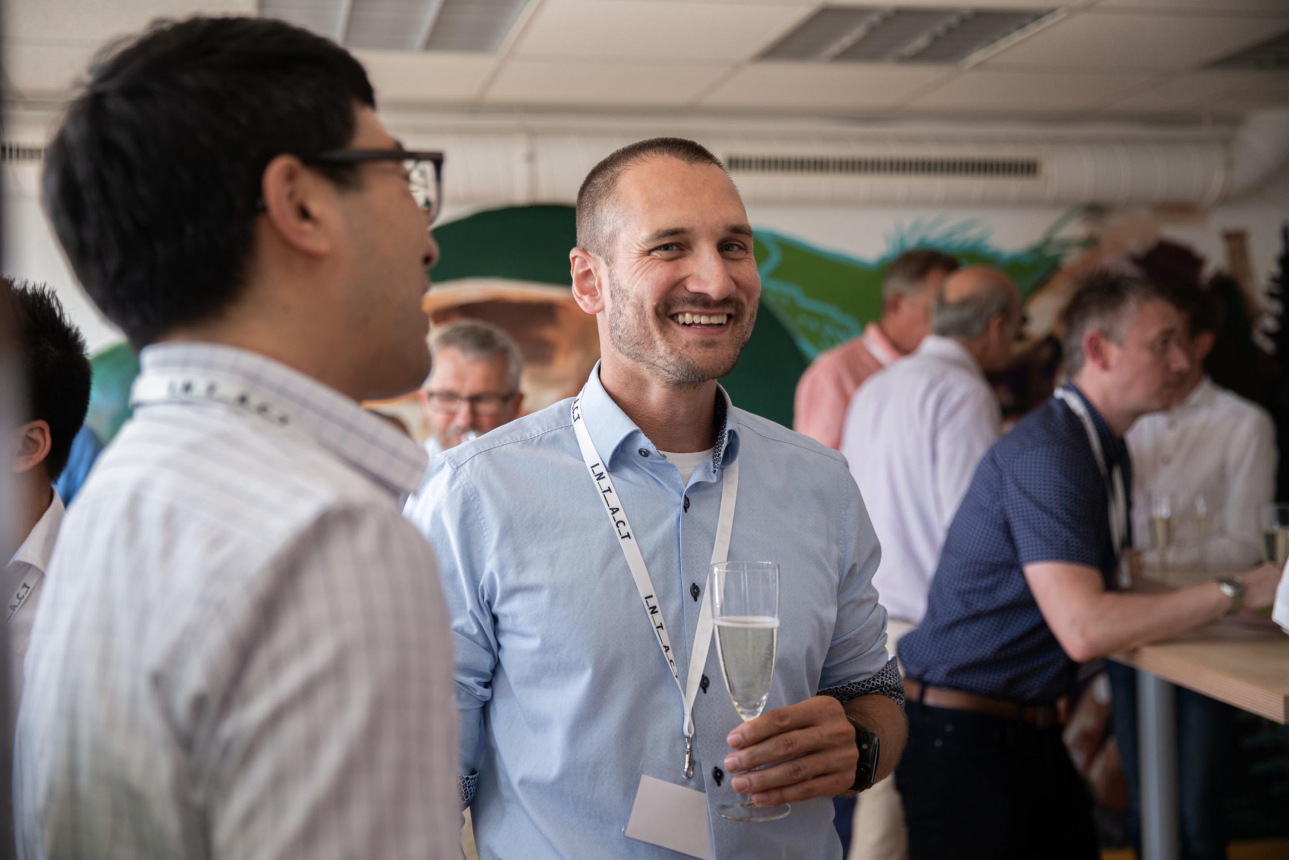 Intact Summit 2019 in Graz - Rudi Rauch, Head of Development at Intact