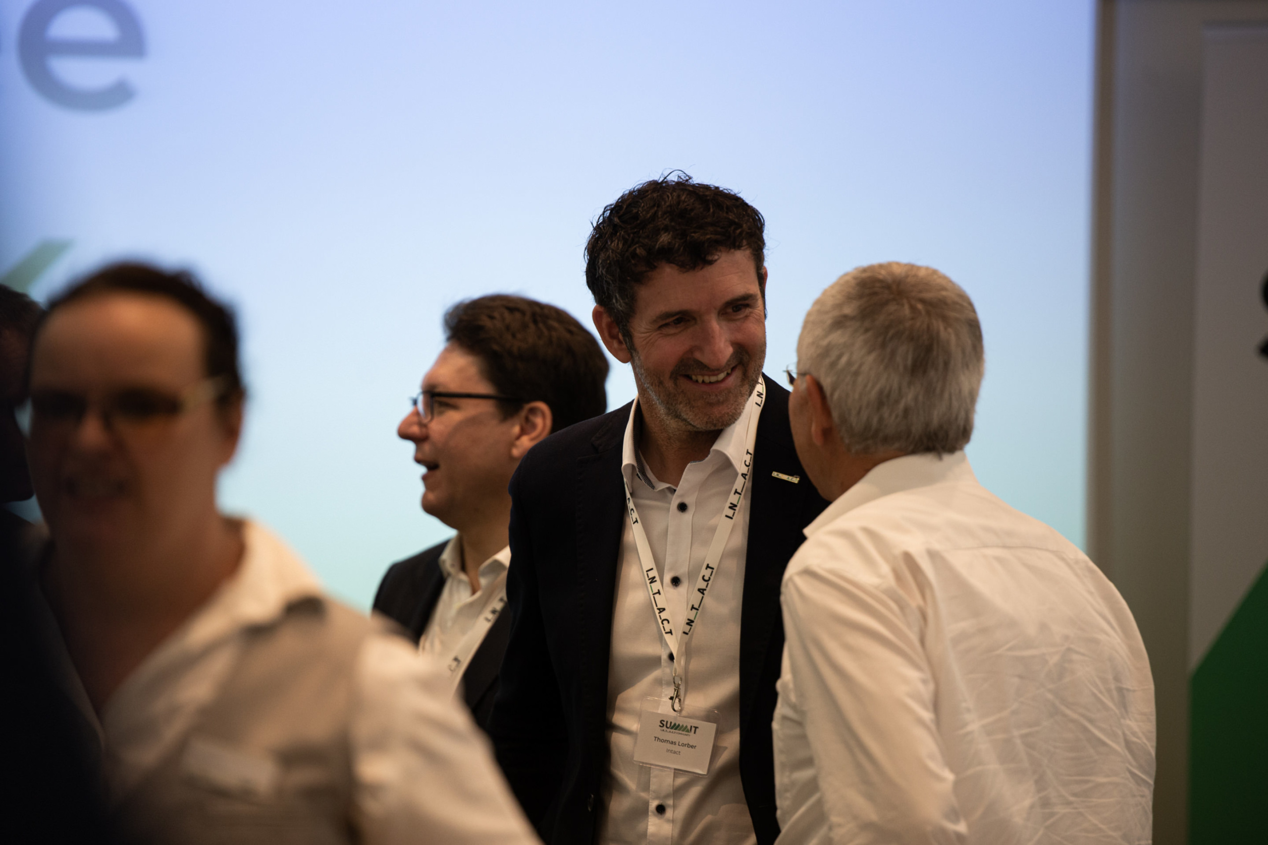 Intact Summit 2019 in Graz - Thomas Lorber, Intact CEO